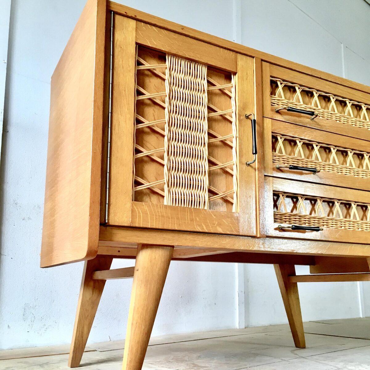 midcentury Sideboard, vintage Sideboard, vintagemöbel kaufen, Occasion designklassiker, Retro Möbel, Möbel secondhand, zweites Leben, restaurierte Möbel, Antiquitäten