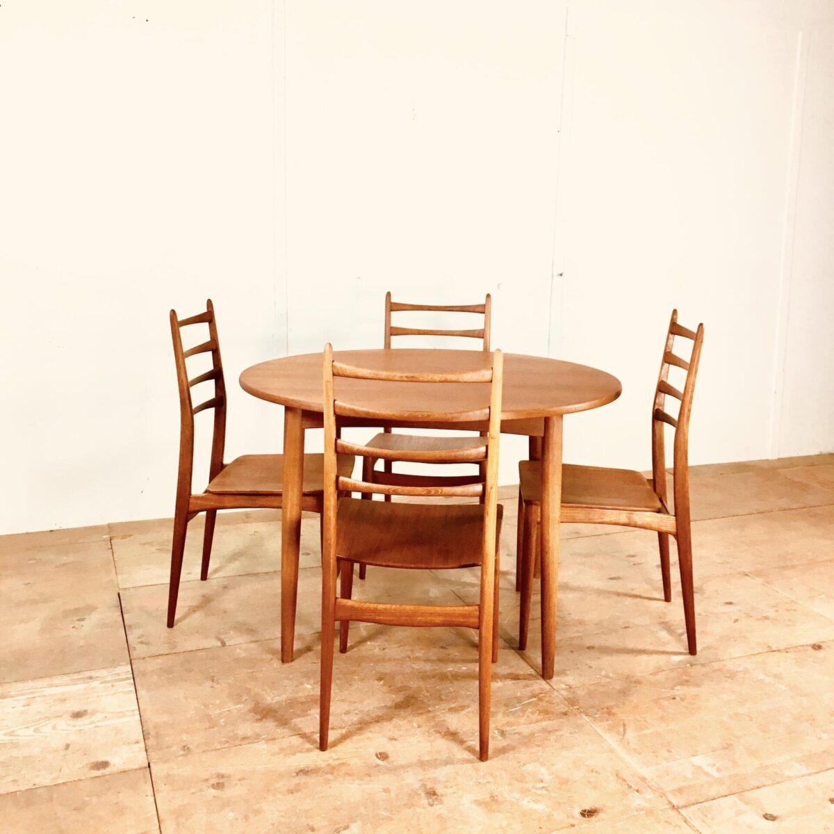 Midcentury Teak Tisch