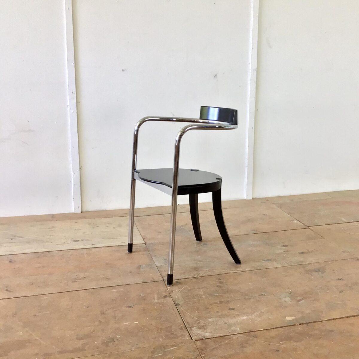 6er Set Fauno Stühle von David Palterer für Zanotta.