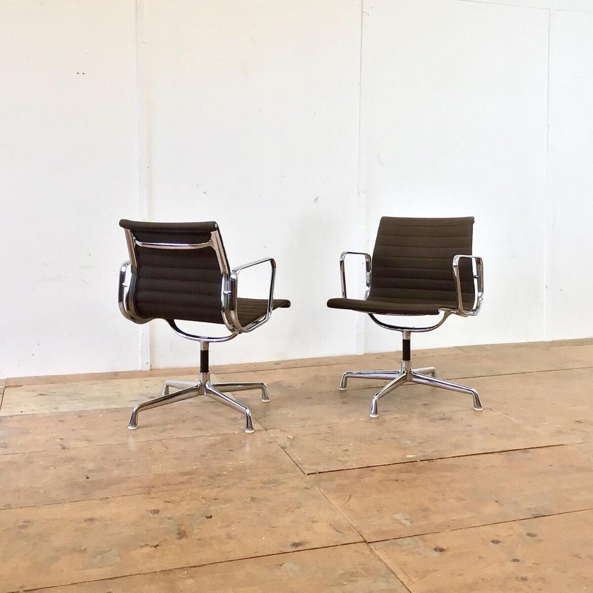 Deuxieme.shop eames Alu Chair von Vitra