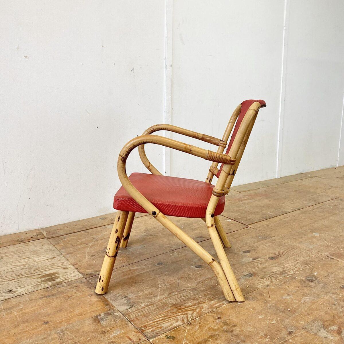 Bambus Cocktail Sessel. Preis pro Stuhl. Sitzhöhe ca. 42cm.
