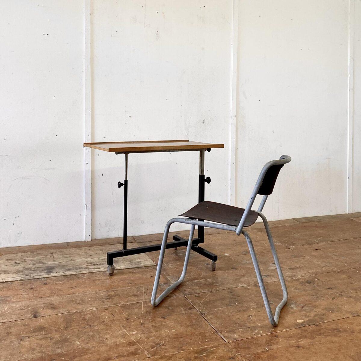 Bauhaus Stuhl Stahlrohr Möbel Bigla embru