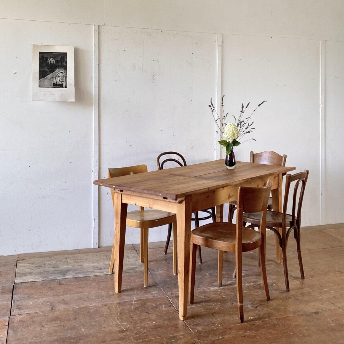 Kirschbaum Biedermeier Tisch